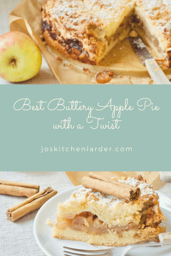 Best Buttery Apple Pie with a Twist