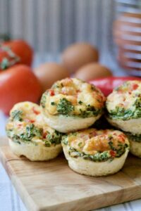 Breakfast Muffin Frittatas