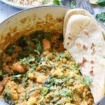 Easy Cauliflower & Lentil Curry (Vegan)